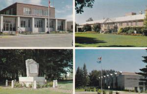Post Office, Brooks Municipal Hospital, E.I.D. Cairn at Evergreen, BROOKS, Al...