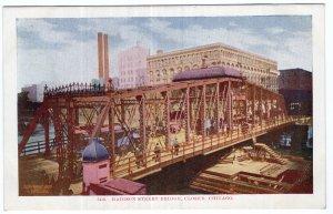 Chicago, Madison Street Bridge, Closed