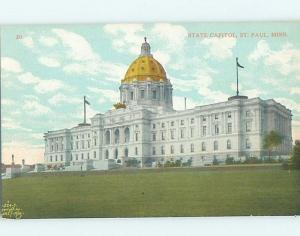 Unused Divided-Back POSTCARD FROM St. Paul Minnesota MN HM6040