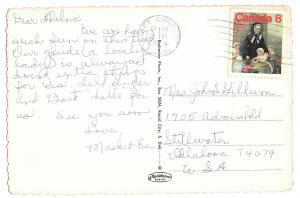 South Dakota Badlands 1975 Vintage 4X6 Postcard SD