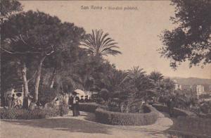 Italy San Remo Giardini pubblici