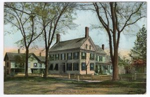 Brunswick, Me, Whitmore House