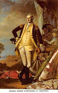 George Washington Unused