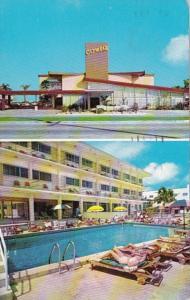 Florida Miami Beach The Olympia Resort Motel 1959