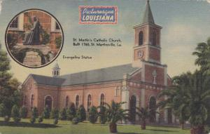 St. Martin's Catholic Church, Martinsville, Louisiana, 1930-1940s