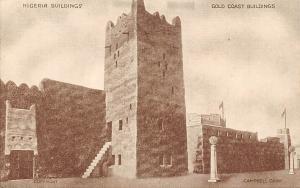 British Empire Exhibition 1924 Nigeria Buildings, Gold Coast Buildings