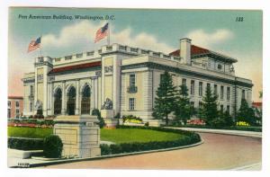 Washington, D.C. to Kansas City, Missouri 1947 used PC, Pan American Building