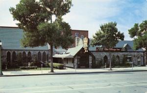 Colorado Springs Colorado~The Village Inn~1950s Postcard