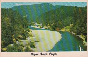 Oregon Rogue River Scene 1996