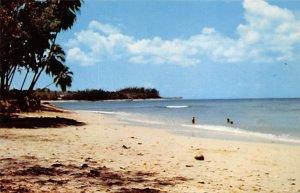The Beach, Coral Reef Club St. James Barbados West Indies Unused