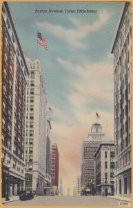Tulsa, Okla., Boston Ave.,  - 1948