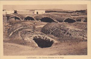 Tunisia Carthage Les Citernes Romaines de la Malga