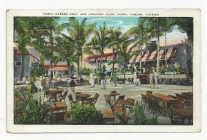 CORAL GABLES, Florida, 1920-30s; Golf and Country Club