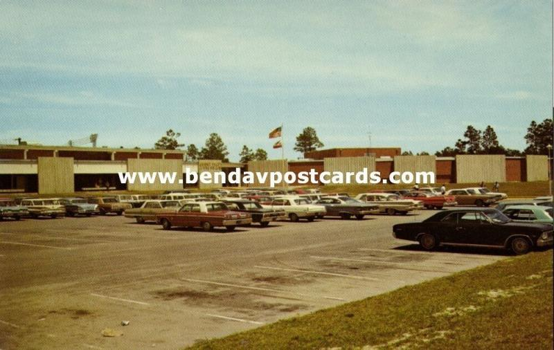Jackson, Mississippi, Junior College, Cars (1950s)
