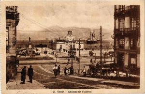 CPA VIGO Pontevedra. Aduana de viajeros SPAIN (674426)