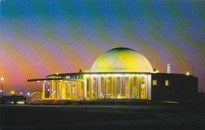 Canada Queen Elizabeth Planetarium Edmonton Alberta