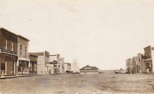 RP: TUGASKE, Saskatchewan, Canada , 00-10s; Main Street (dirt)