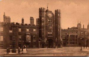 England London St James's Palace