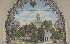 Florida Palm Beach St Edwards Church