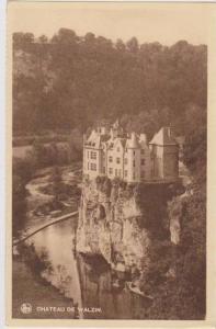 Birds Eye View, Le Chateau de Walzin, Dinant, Namur, Belgium 1900-10s