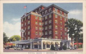 Hotel Ware , WAYCROSS , Georgia , 30-40s