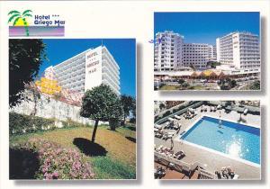 Hotel Griego Mar Torremolinos Costa Del Sol Spain