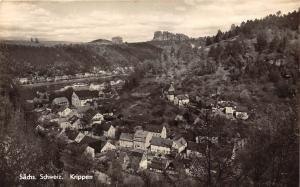 Saechs Schweiz Krippen Gesamtansicht Village General view