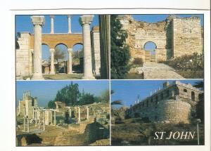 Postal 032557 : Ephesus is Beautiful The Church of St. John