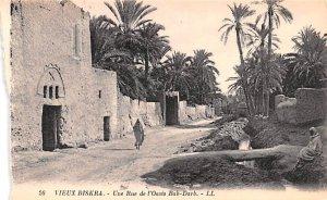 Une Rue de L'Oasis Bab Darb Vieux Biskra Algeria Unused