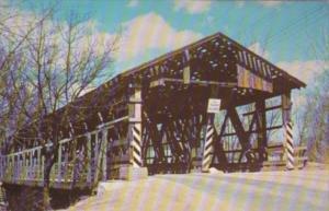 Indiana Richmond 14-89-02 Brannon Covered Bridge