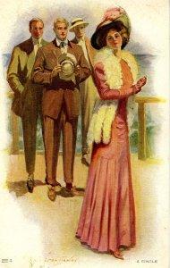 A Single.  Arist: Alfred James Dewey