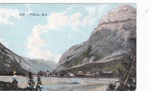 FIELD, British Columbia, Canada, 1900-10s