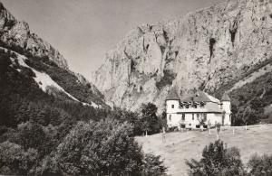Romania Apuseni cabana Cheile Turzii Cluj