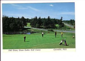 10th Green, Green Gables Golf Course, Cavendish, Prince Edward Island