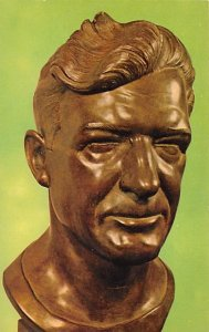 Pro Footbal Hall of Fame, Portrait bronze bust of Ernie Nevers Unused