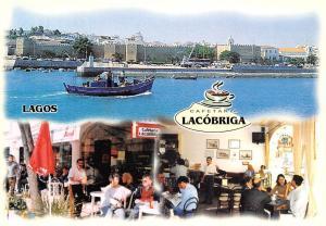 Portugal Lagos Cafetaria Lacobriga, Fishing Boats Promenade