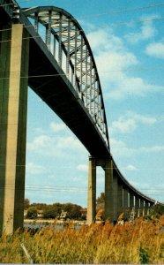 Maryland Chesapeake City U S Highway 213 Bridge