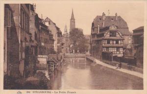 France Strasbourg La Petite France