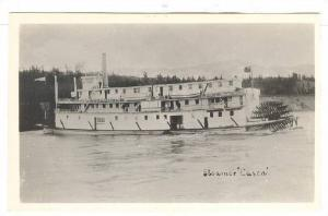 RP; Steamer CASCA , Y.T. , Canada , 20-30s