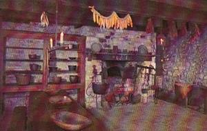 New York Niagara Falls Franch Military Kitchen The Castle Old Fort Niagara