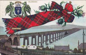 Tay Bridge , Dundee ,  Scotland , PU-1908