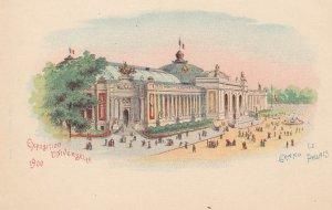 Paris , France , 1900 , Exposition Universelie , Le Grand Palais