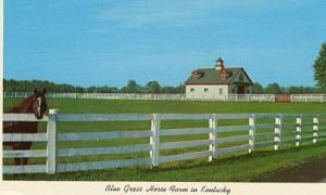KY - Blue Grass Horse Farm
