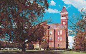 Tillman Hall , CLEMSON University , CLEMSON , South Carolina , 50-60s