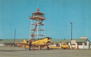 BAINBRIDGE, Georgia, 1950-60s; Southern Airways USAF Contract School