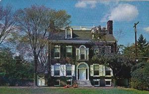 Read House Built In 1801 New Castle Delaware