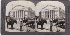 SV: 1910s ; National Theater , Guatemala City , GUATEMALA