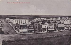 Business Block , DIDSBURY , Alberta , Canada , 1900-10s