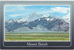 US Unused. Mt Borah, Idaho - Very Nice.