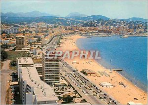 Modern Postcard Frejus Plage Lumiere Beauty and the Riviera Aerial Veu